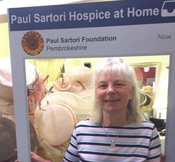 Paul Sartori Volunteer Ruth at Style