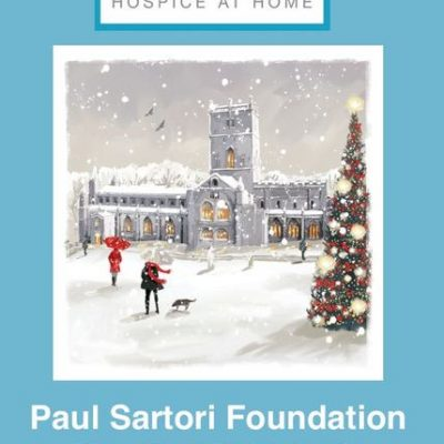 Paul Sartori Christmas Cards
