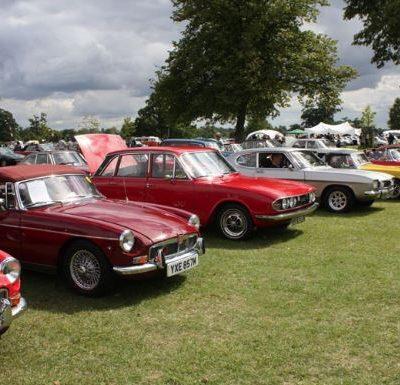 Classic Car Show Pembroke Commons Paul Sartori