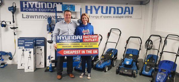 Hyundai Power Products - KAPOW sponsor Paul Sartori
