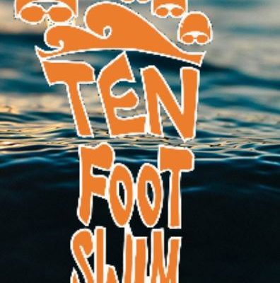 Tenfoot Swim logo