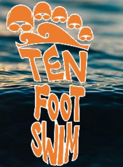Tenfoot Swim logo