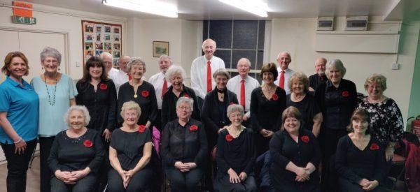 Roch Choir Paul Sartori