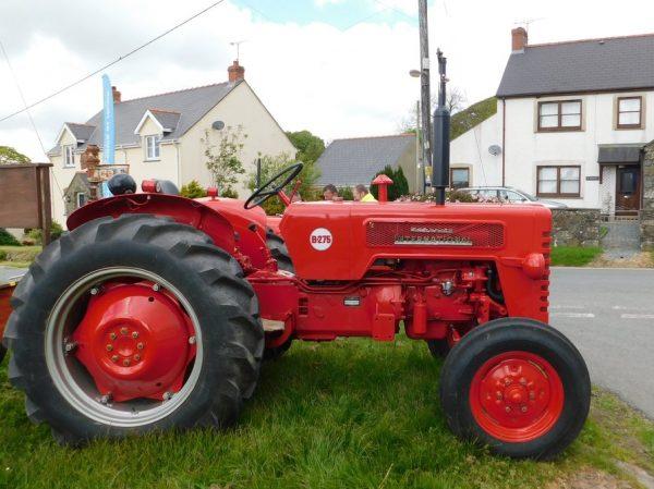 Tractor run Little newcastle